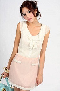 MDS COLLECTION Swagger Swiss In Pink Dress $23