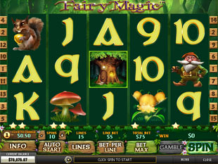 Fairy Magic slot game online review