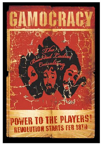Gamocracy poster