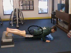 Bad push up example