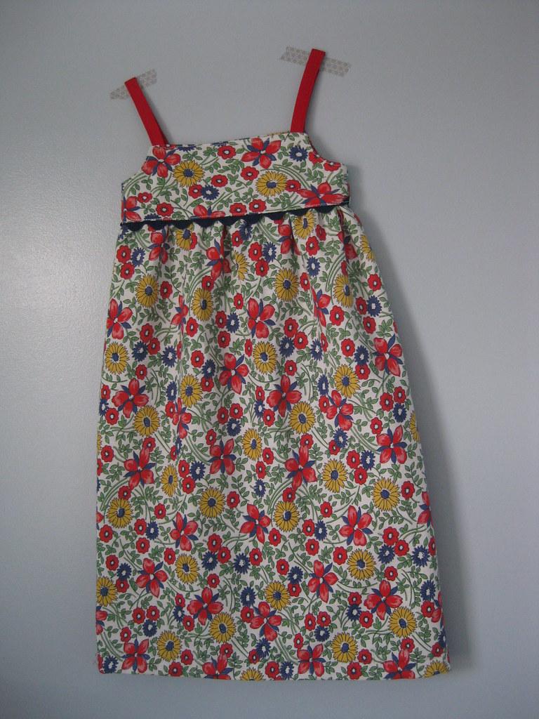flower girl dress full