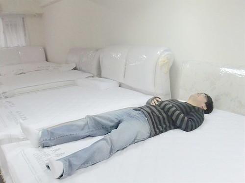 空姐推薦-挑選床墊,悅夢の床坊 –「感謝美麗喵小右的床墊推薦」4