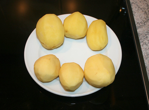 18 - Kartoffeln kalt werden lassen