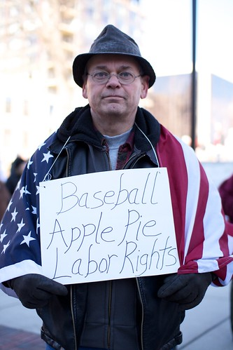 Baseball, Apple Pie, Labor Rights