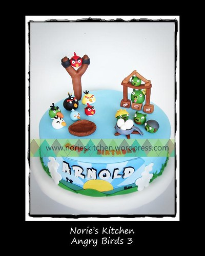Norie's Kitchen - Angry Birds 3
