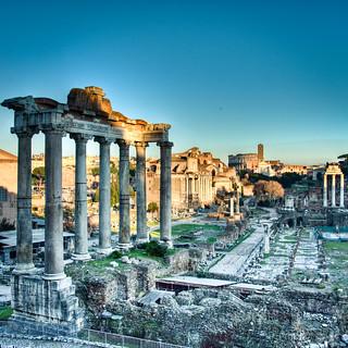 Roman Forum (HDR)
