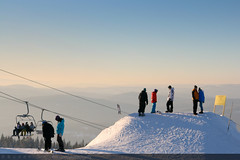 Winter park (koolb) Tags: ski oslo norway norge chairlift vinterpark