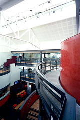 Atrium View from Second Floor Walkway