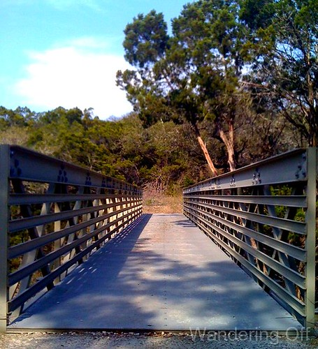 Crownridge Canyon, bridge