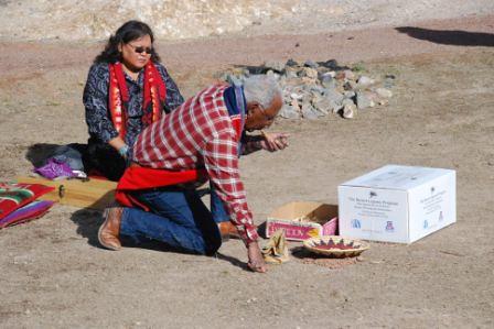 Navajo Ceremony