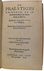 Title Page of De praestigiis daemonum