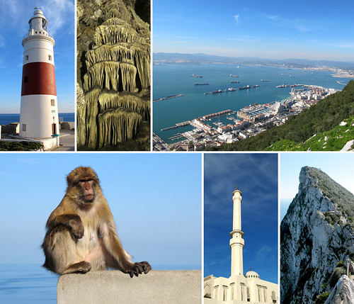 Gibraltar sights