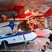 Le hangar du Musée de l'Hydraviation