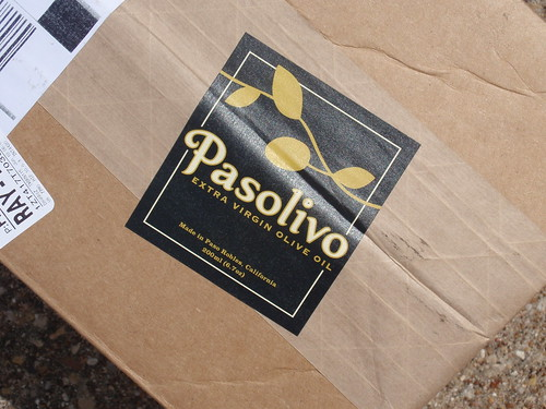Pasolivo Box