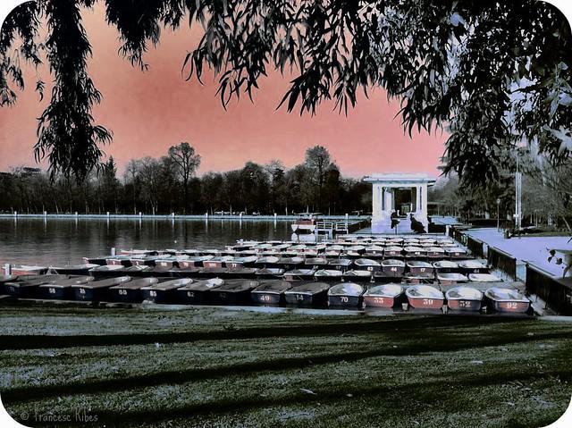 (301) Embarcadero, Jardines del Buen Retiro, 1911