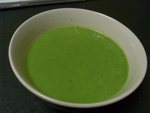 Green-Pea Soup