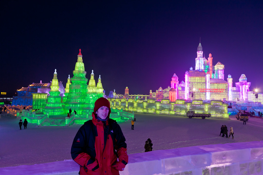 Holiday to Harbin
