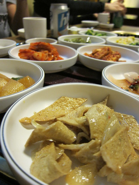 Korean BBQ At Chung Gye Chon, Tsim Sha Tsui