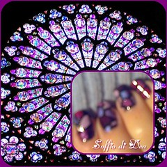 Mosaico Nail Art