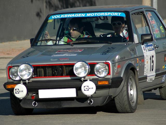 2002 volkswagen bmw gti gol rabiit renault5turbo regularidadclasicos rallyeprimerasnievessierranevada