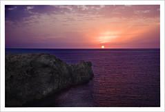 Just another sunset.... (bsmotorsport) Tags: sunset menorca