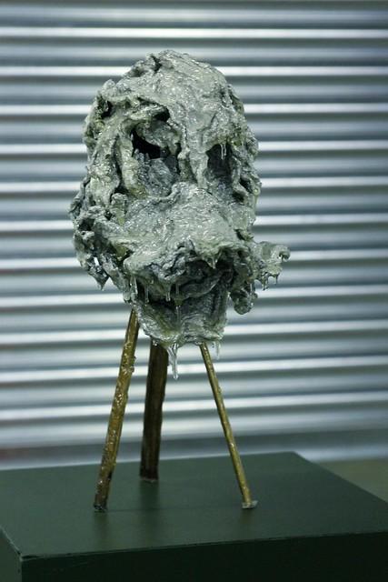 Hyung Jin Park: Aluminium Foil and Resin