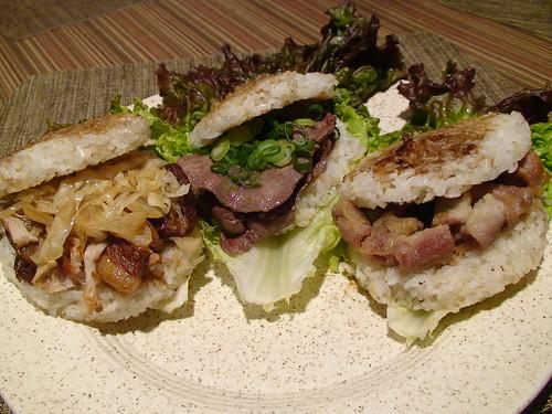 2/27/11 rice burgerstravaganza