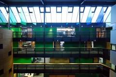 Office Atrium Façade
