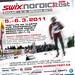 Test běžek - Swix NORDIC Skitest 2011 Žacléř