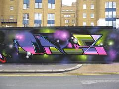 GARY (Brighton Rocks) Tags: new england graffiti brighton kings letter artillery quarter gary msk ha mad seventh heavy society 7th