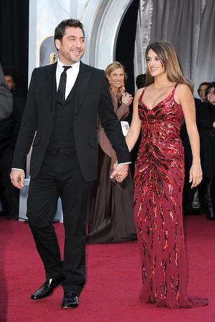Penelope Lopez at Oscars 2011