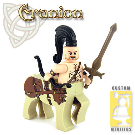 Custom minifig Centaur custom minifig