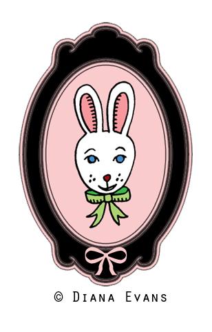 bunny sketch