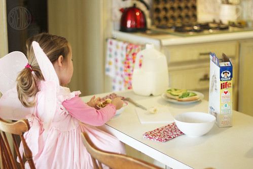 Fairy Breakfast