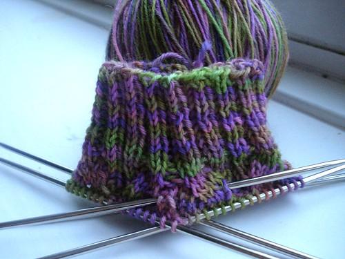 knitting 312