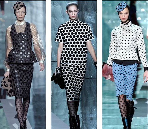 Marc-Jacobs-collection-fall-2011-Polka-Dot