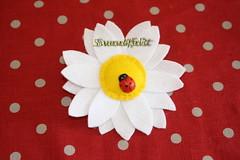 ♥♥♥ Feliz Quinta Flor!!! by sweetfelt \ ideias em feltro