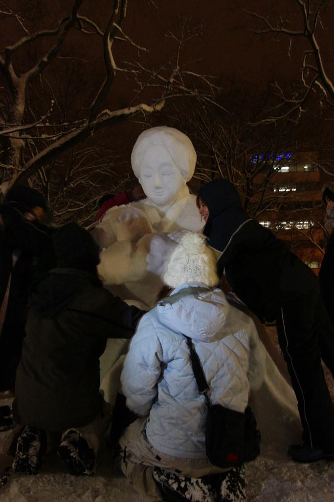Sapporo Snow Festival  (9)