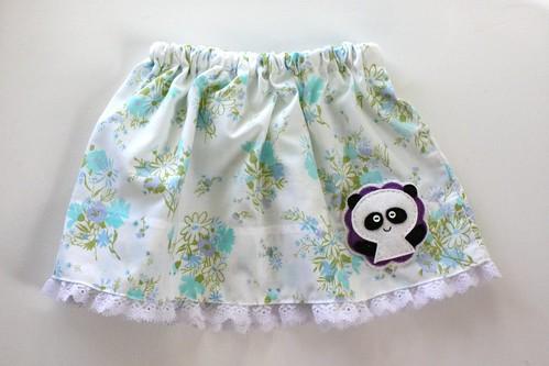 The Panda Skirt
