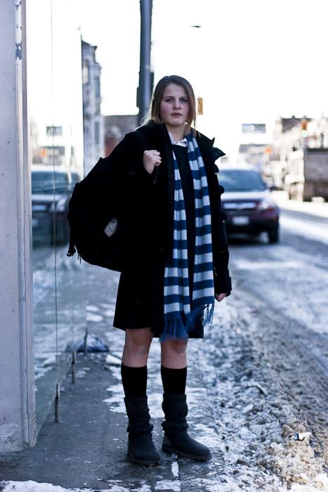 Street Fashion @ Queen St. W., Toronto