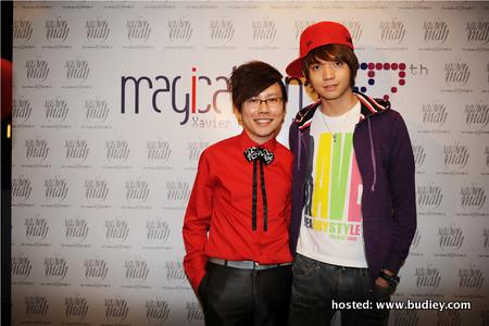 Xavier Mah & Hao Ren-1
