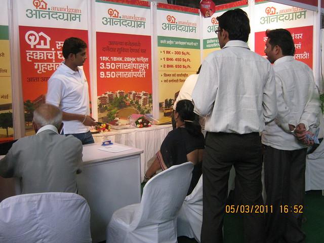 Anandgram in Sakal Property MahaYatra Kolhapur