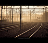 Alternative route (Marc Benslahdine) Tags: train morninglight mood lumière rails locomotive wagons matin lightroom ambiance seineetmarne traitement chelles canonef70200mmf4lusm canoneos50d marcopix trainmarchandise ©marcbenslahdine bruhme gettyimagesfranceq1 marcopixcom httpwwwfacebookcommarcopix