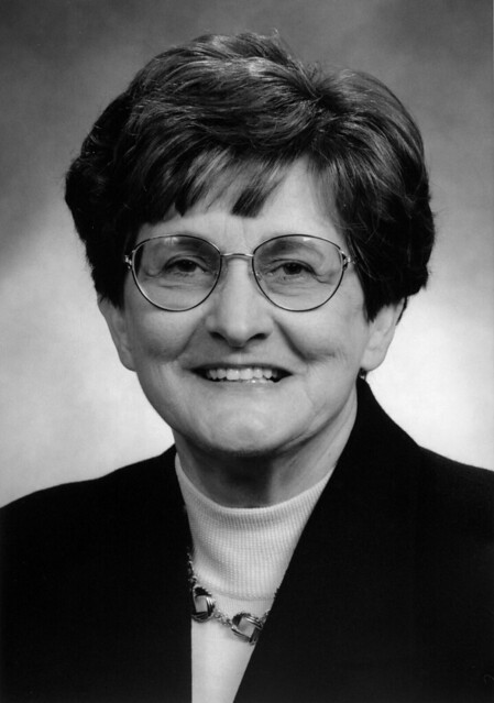 Dr. Audrey K. Doberstein, President Emeritus of Wilmington University.
