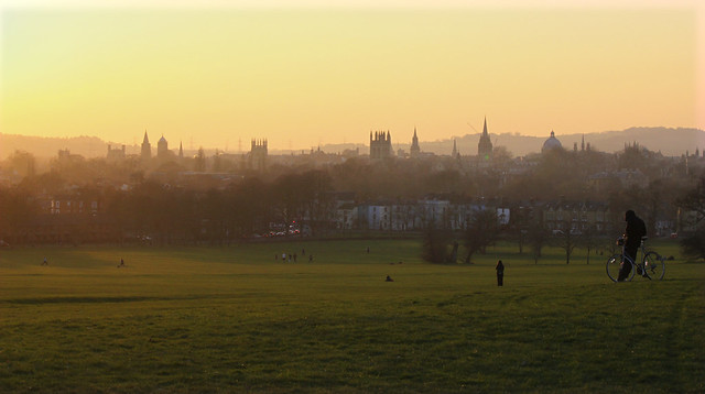 Oxford Light Evening