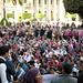 اليوم الأول لاعتصام طلاب جامعة القاهرة المفتوح لإسقاط أذناب نظام مبارك في الجامعة