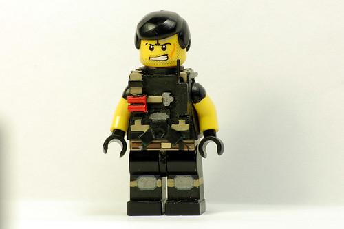 Custom minifig custom minifig tac vest