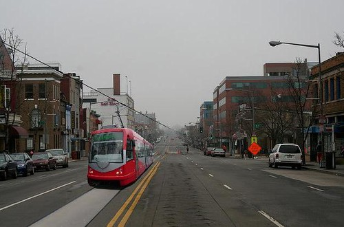 Another DC Streetcar H Street mockup by rllayman