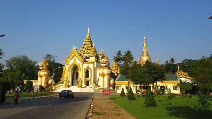 Shwe Dagon Pagoda