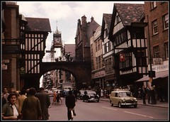 Cheshire  1961 (Mark Faviell Photos) Tags: england cheshire malcolm slide mini scan van 1961 faviell
